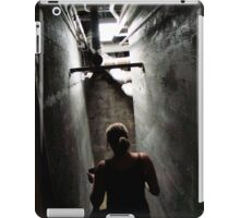 Creeping Down the Stairs iPad Case/Skin