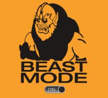 Beast Man Mode by OliveB