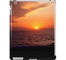 Sunset On the Water iPad Case/Skin