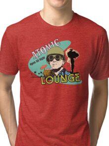 Atomic Lounge Tri-blend T-Shirt