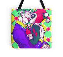 Joker & HarleyQuinn - Retro Tote Bag