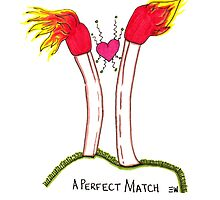 """""""A Perfect Match"""" HS199 by Elicia"""