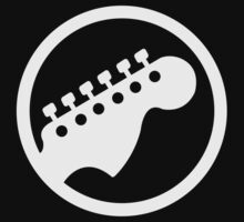 RockBand Instrument Symbol - Guitar (right handed) by FanmadeStore