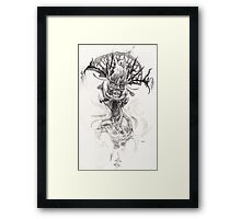 The Captain Framed Print