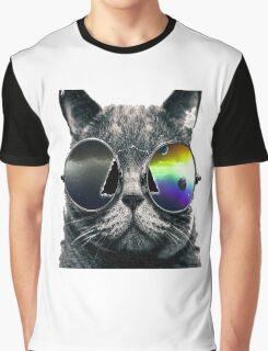 The coolest cat Graphic T-Shirt