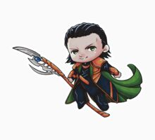 Loki: The Little Emperor by Sefiacz