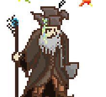 pixelgast the brown by HanmaYuji