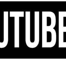 Youtuber Sticker