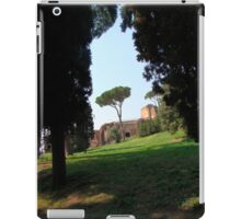 Looking Under the Umbrella Tree iPad Case/Skin
