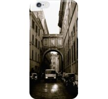 One Way Street iPhone Case/Skin