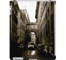One Way Street iPad Case/Skin