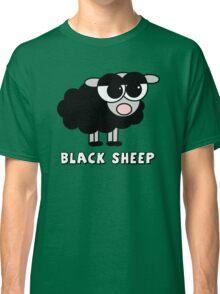 Cute Black Sheep Classic T-Shirt