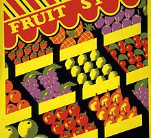 Fruit Store by Vintagee
