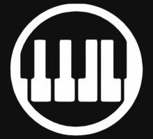 RockBand Instrument Symbol - Keyboard by FanmadeStore