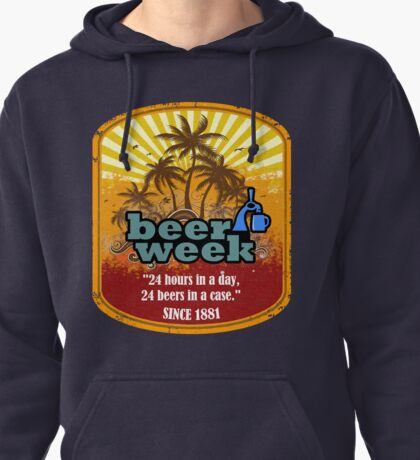 Beer Week Pullover Hoodie