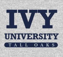Ivy University, Tall Oaks (Resident Evil 6) by FanmadeStore