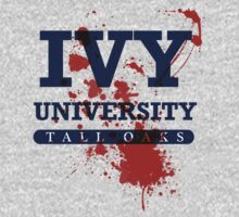 Ivy University, Tall Oaks with BLOOD! (Resident Evil 6) by FanmadeStore