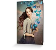 Set Your Heart Free Greeting Card
