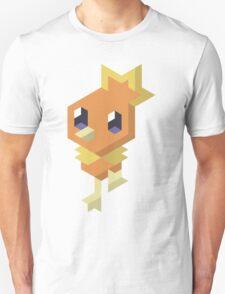 Pokémon Hexels - Torchic Unisex T-Shirt