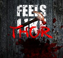 Feels like THOR! (The WarZ / Infestation) by FanmadeStore