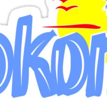 Kokomo Sticker