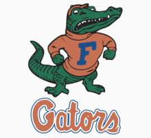"College University ""Florida Gators"" Sports Baseball Basketball Football Hockey by artkrannie"