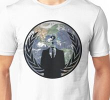 World Wide Anonymous Unisex T-Shirt