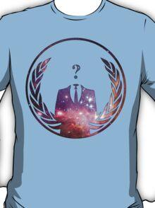 Cosmic Anonymous T-Shirt