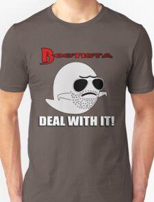 Bootista (W/ Stubble) T-Shirt