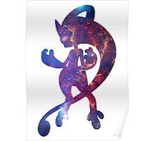 Mega Mewtwo Y used Psychic Poster