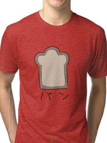 Anime Fashion: Toast  Tri-blend T-Shirt
