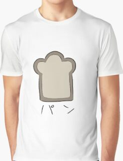 Anime Fashion: Toast  Graphic T-Shirt