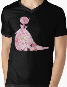 Mega Gardevoir used Moonblast Mens V-Neck T-Shirt