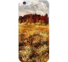 Prairie in a Dream iPhone Case/Skin