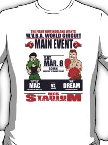 Punch Out!!! Fight Night T-Shirt