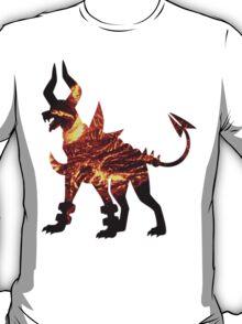 Mega Houndoom used Flamthrower T-Shirt
