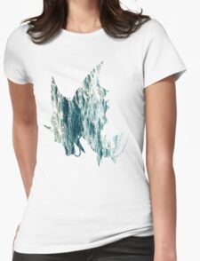 Mega Gyrados used Surf Womens Fitted T-Shirt
