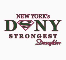 DSNY Daughter Baby Tee