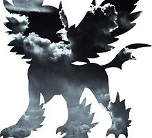 Mega Absol used Feint Attack by Gage White