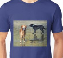 Dogs Just Wanna Have Fun........ Unisex T-Shirt