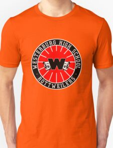 Westerburg High School Rottweilers Unisex T-Shirt