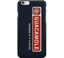 Guacamole is Expensive iPhone Case/Skin
