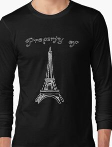 Property of.. Long Sleeve T-Shirt