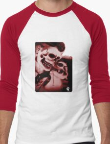 Time Everlong And Space Men's Baseball ¾ T-Shirt