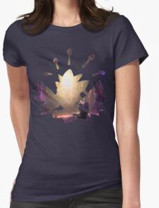 Mega Alakazam used Future Sight Womens Fitted T-Shirt