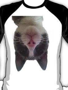 Crazy Gracie Upside Down Kitty T-Shirt