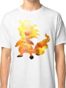 Mega Ampharos used Thunder Classic T-Shirt
