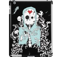 The Diseased Minds of the Dead Art Print by Joseph Nathan iPad Case/Skin