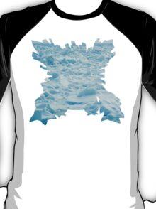 Mega Abamasnow used Blizzard T-Shirt