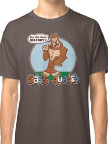 Sass Quatch Classic T-Shirt